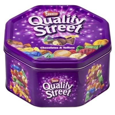 Image of   Chokolade, Nestlé Quality Street *Denne vare tages ikke retur*