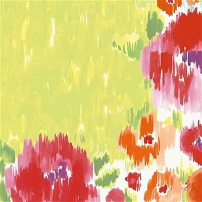 Image of   Middagsserviet, Dunilin Brazil, 1/4 fold, 40x40cm, flerfarvet *Denne vare tages ikke retur*