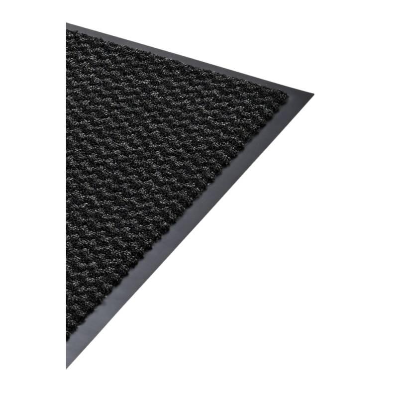 Image of   Tekstilmåtte, 3M Nomad Aqua 6500, 6500BK23, 3x2m x 9mm, sort, PP/PA/PVC *Denne vare tages ikke retur*