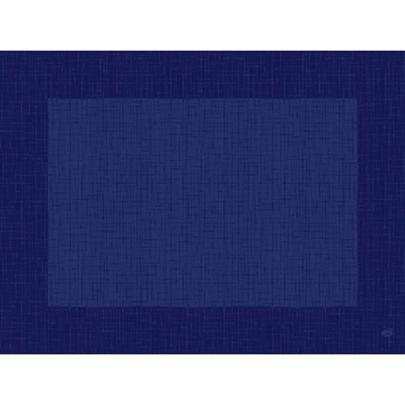 Image of   Dækkeserviet, Dunicel Linnea, 40x30cm, mørkeblå *Denne vare tages ikke retur*