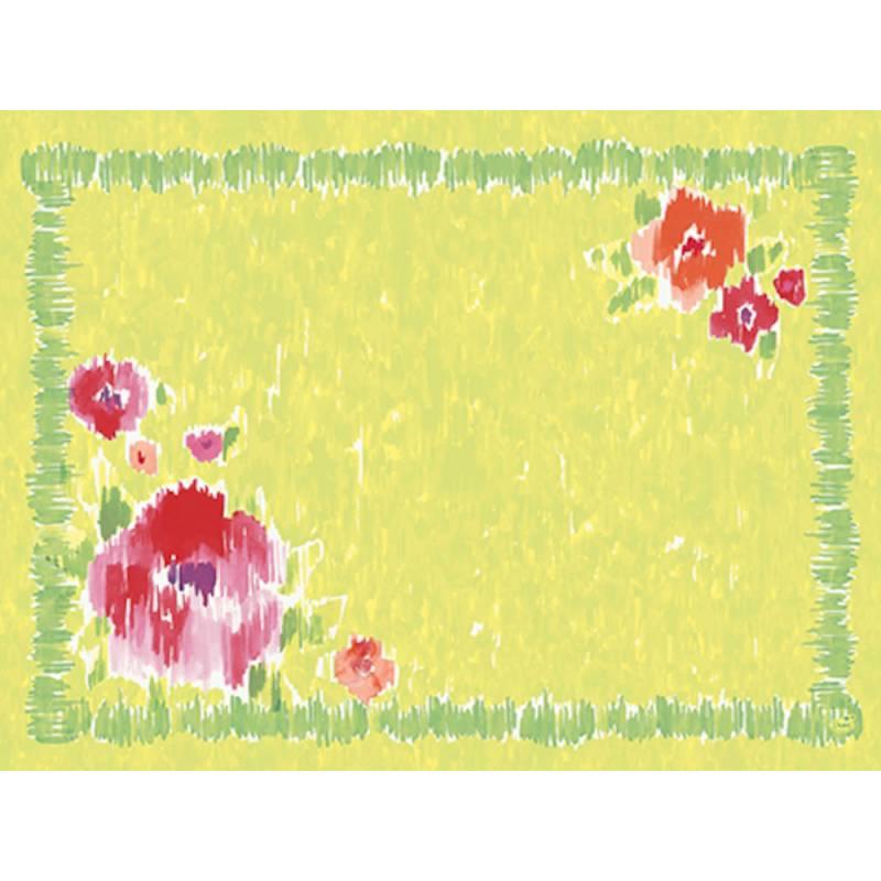 Image of   Dækkeserviet, Dunicel Brazil, 40x30cm, flerfarvet *Denne vare tages ikke retur*