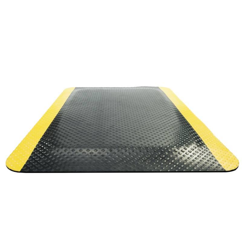 Billede af Aflastningsmåtte, Kleen-Komfort Safety, 2,85m x 85cm, sort, gummi/skumgummi *Denne vare tages ikke retur*