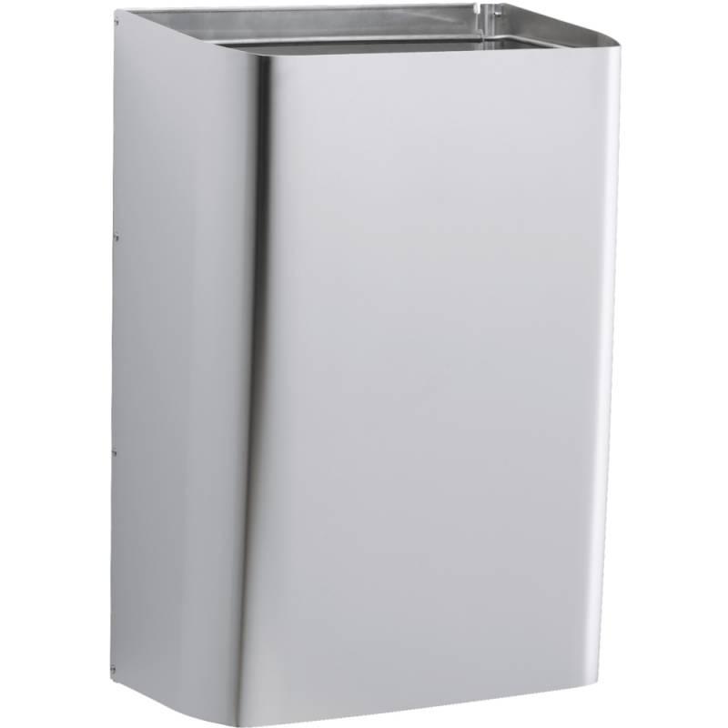 Affaldsspand, Intra Millinox, 58 l, stål *Denne vare tages ikke retur*