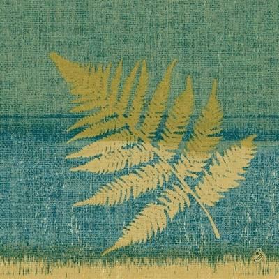 Image of   Middagsserviet, Dunilin Landscape, 1/4 fold, 40x40cm, flerfarvet *Denne vare tages ikke retur*