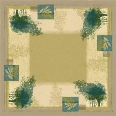 Image of   Stikdug, Dunicel Landscape, 84x84cm, flerfarvet *Denne vare tages ikke retur*