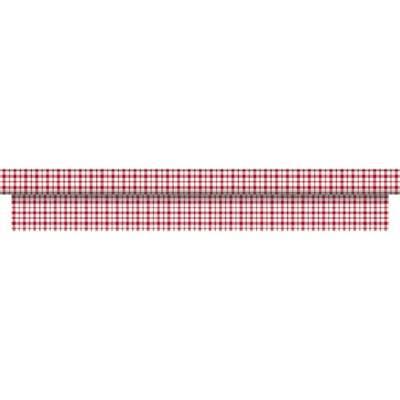 Image of   Dug, Dunicel Giovanni, 2500x125cm, rød *Denne vare tages ikke retur*