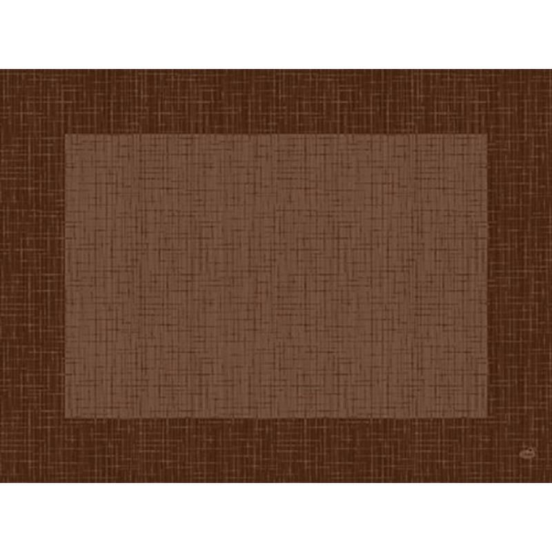 Image of   Dækkeserviet, Dunicel Linnea, 40x30cm, chestnut *Denne vare tages ikke retur*