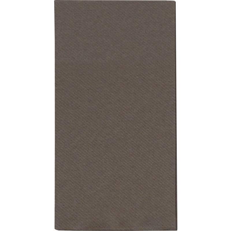 Image of   Middagsserviet, Meet, 1/8 fold, 40x40cm, mocca, airlaid *Denne vare tages ikke retur*