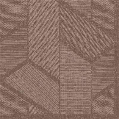 Image of   Middagsserviet, Dunilin Elwin, 1/4 fold, 40x40cm, greige *Denne vare tages ikke retur*