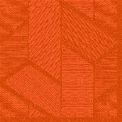 Image of   Middagsserviet, Dunilin Elwin, 1/4 fold, 40x40cm, mandarin *Denne vare tages ikke retur*