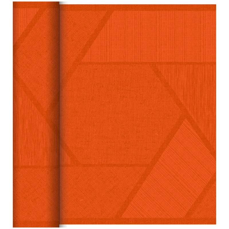 Image of   Kuvertløber, Dunicel Elwin, 2400x40cm, mandarin *Denne vare tages ikke retur*