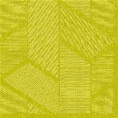 Image of   Middagsserviet, Dunilin Elwin, 1/4 fold, 40x40cm, kiwi *Denne vare tages ikke retur*