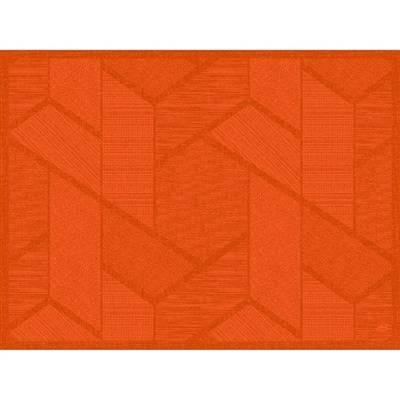 Billede af Dækkeserviet, Dunicel Elwin, 30x40cm, mandarin *Denne vare tages ikke retur*