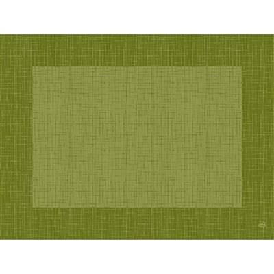 Image of   Dækkeserviet, Dunicel Linnea, 40x30cm, herbal green *Denne vare tages ikke retur*