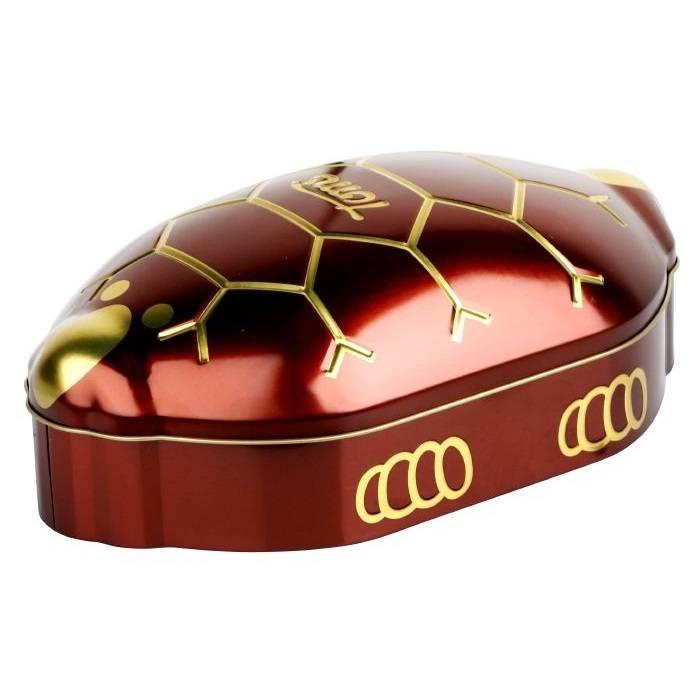 Image of   Chokolade, Toms, kæmpe skildpadde, 20 stk. pr. æske
