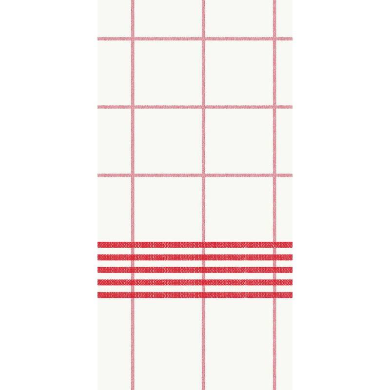 Image of   Middagsserviet, Dunisoft, 1/8 fold, 48x48cm, rød *Denne vare tages ikke retur*