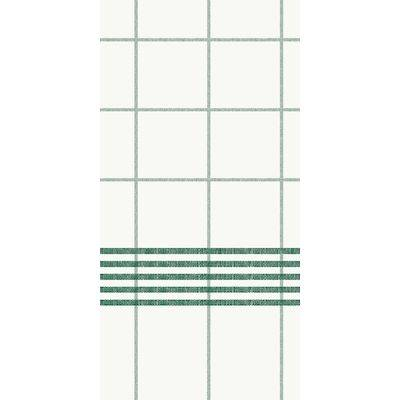 Image of   Middagsserviet, Dunisoft, 1/8 fold, 48x48cm, mørkegrøn *Denne vare tages ikke retur*