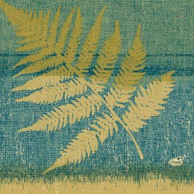 Image of   Frokostserviet, Duni Landscape, 3-lags, 1/4 fold, 33x33cm, flerfarvet