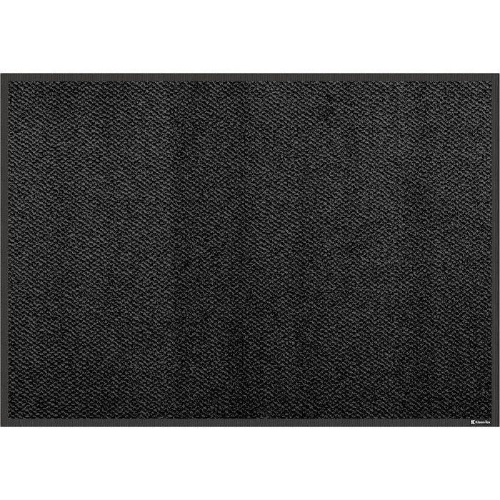Image of   Tekstilmåtte, Kleen-tex IronHorse XL, Ebony, 300x200cm, polyamid/nitril/nylon