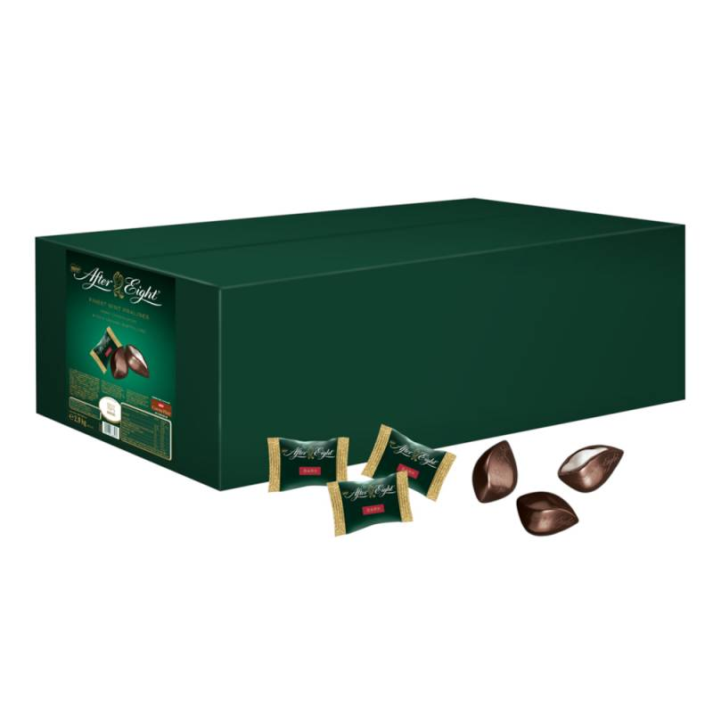 Image of   Chokolade, Nestlé After Eight, Bulk pack med 435 praliner á 6,8g