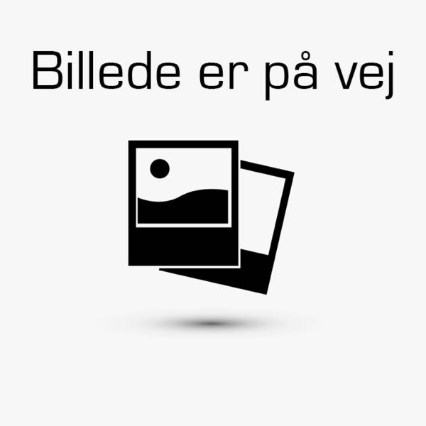 Image of   Låg, Rotho Selecto, 49x29x9cm, sort, med gul rund åbning