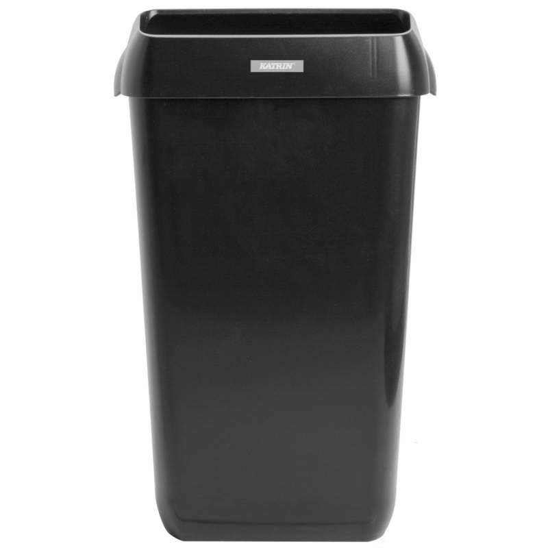 Image of   Affaldsspand, Katrin, 25 l, sort *Denne vare tages ikke retur*