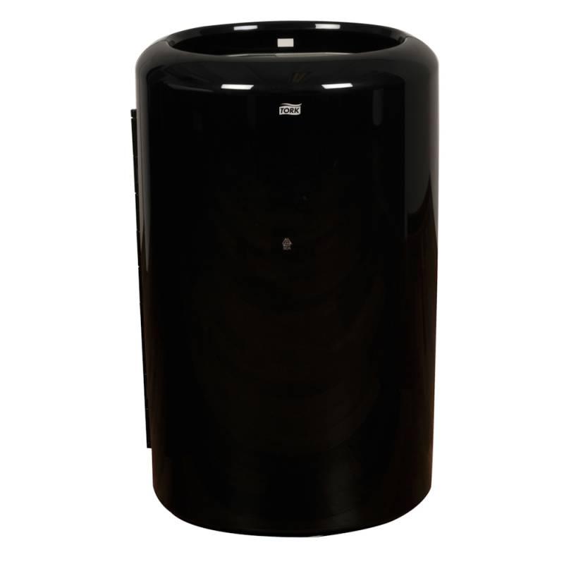 Image of   Affaldsbeholder, Tork B1, 50 l, sort, plast *Denne vare tages ikke retur*