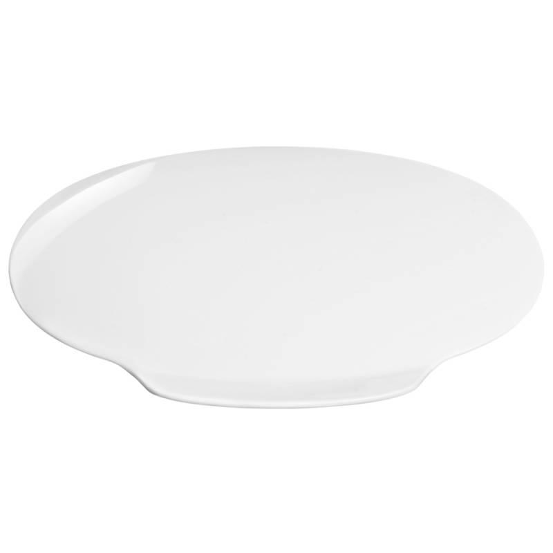 Image of   Låg, Tork B1, hvid, plast *Denne vare tages ikke retur*