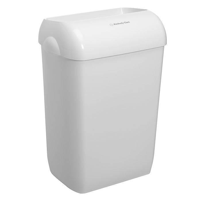 Image of   Affaldsspand, 50 l, hvid *Denne vare tages ikke retur*
