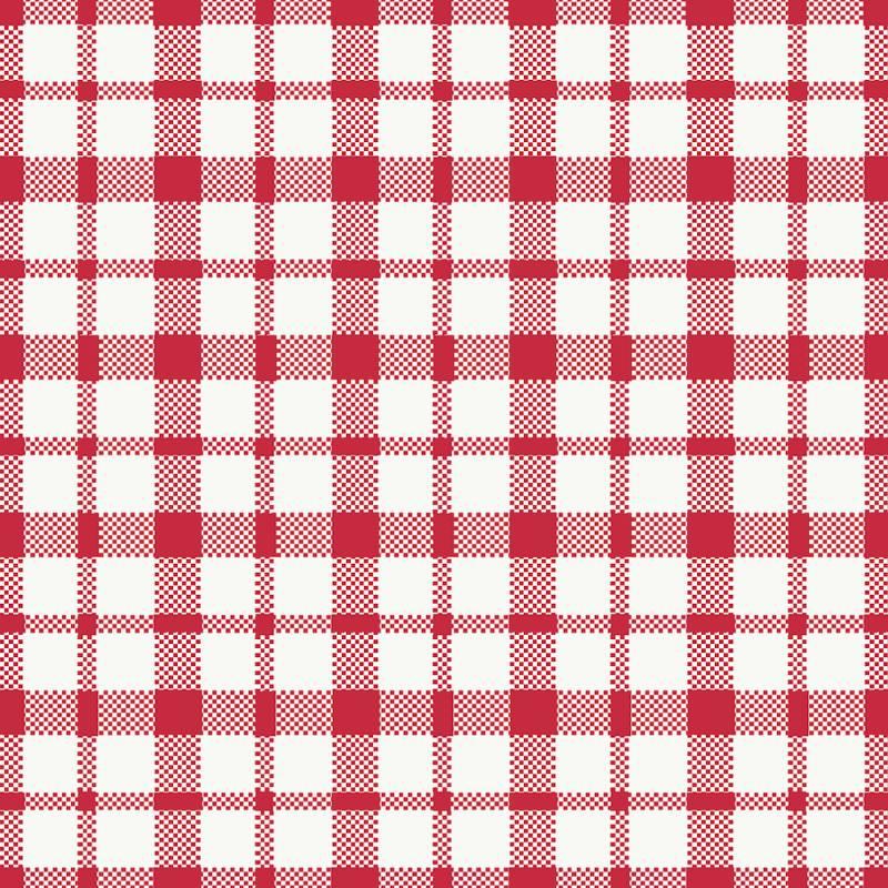 Image of   Frokostserviet, Duni Giovanni, 3-lags, 1/4 fold, 33x33cm, rød, papir *Denne vare tages ikke retur*