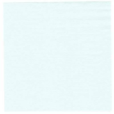 Middagsserviet, Abena Gastro-Line, 3-lags, 1/4 fold, 39x39cm, pastelblå, 100% nyfiber