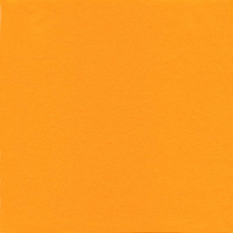 Image of   Middagsserviet, Abena Gastro-Line, 1/4 fold, 40x40cm, orange, airlaid