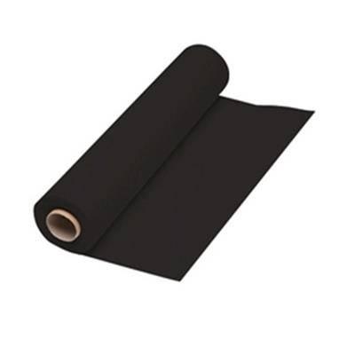 Image of   Rulledug, Dunicel, 2500x125cm, sort *Denne vare tages ikke retur*