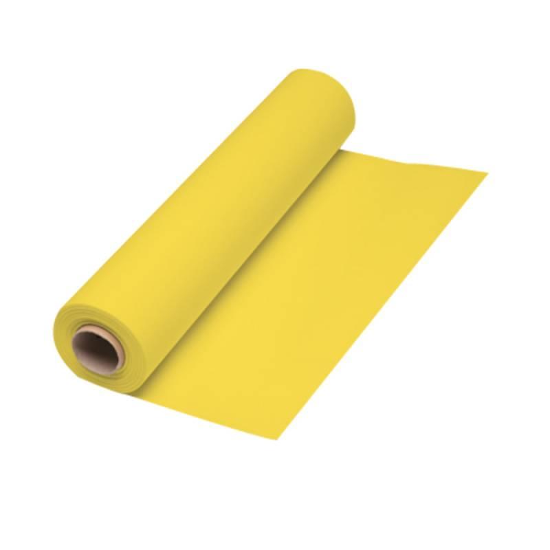 Image of   Rulledug, Dunicel, 2500x125cm, gul *Denne vare tages ikke retur*