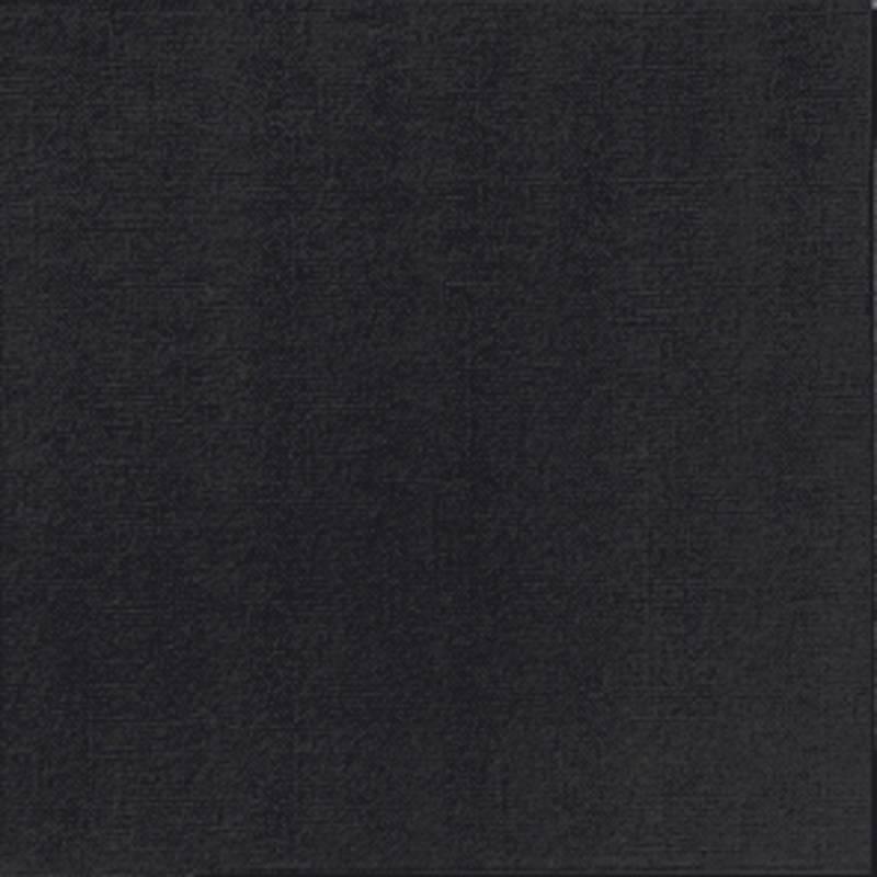 Image of   Kaffeserviet, Dunisoft, 1/4 fold, 20x20cm, sort *Denne vare tages ikke retur*