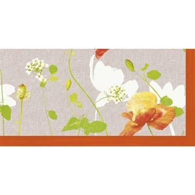 Image of   Stikdug, Dunicel Poppy, 84x84cm, flerfarvet *Denne vare tages ikke retur*