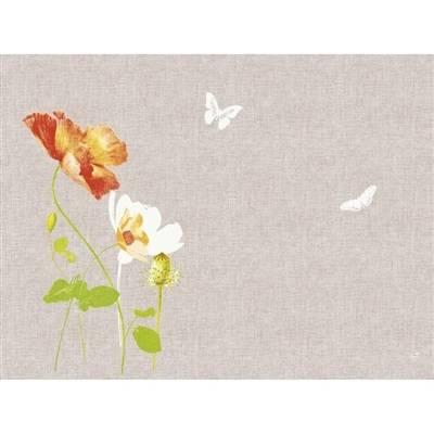 Image of   Dækkeserviet, Dunicel Poppy, 40x30cm, flerfarvet *Denne vare tages ikke retur*