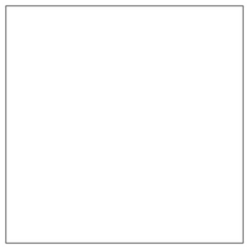 Image of   Frokostserviet, 3-lags, 1/4 fold, 33x33cm, hvid, papir