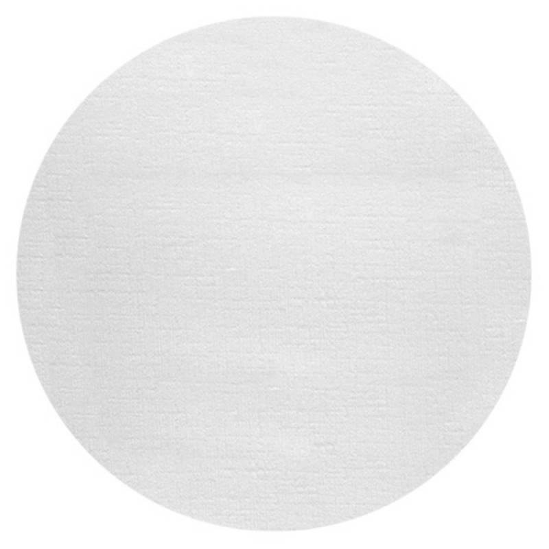 Image of   Borddug, Duni Evolin, Ø240cm, hvid, rund *Denne vare tages ikke retur*