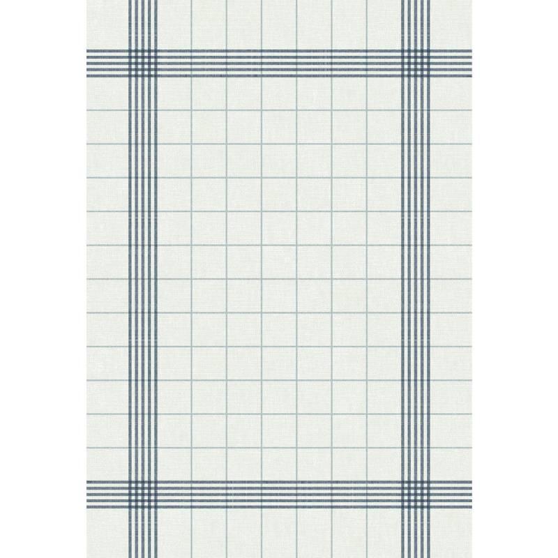 Image of   Middagsserviet, Towel, 54x38cm, mørkegrå, ternet *Denne vare tages ikke retur*