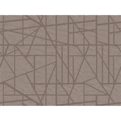Image of   Dækkeserviet, Dunicel Maze, 40x30cm, greige *Denne vare tages ikke retur*