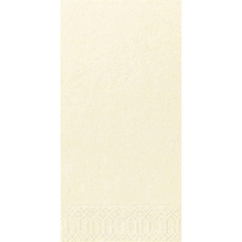 Image of   Frokostserviet, Duni, 3-lags, 1/8 fold, 33x33cm, buttermilk, papir *Denne vare tages ikke retur*