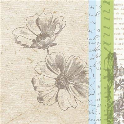 Image of   Middagsserviet, Dunilin Zendo, 1/4 fold, 40x40cm, grøn *Denne vare tages ikke retur*