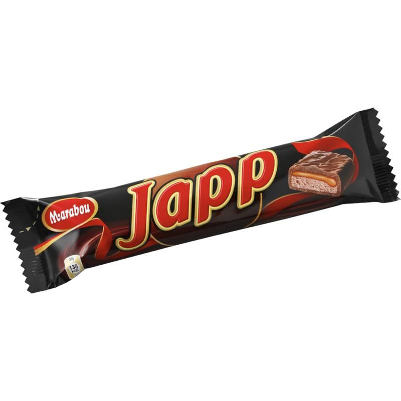 Image of   Chokolade, Marabou Japp *Denne vare tages ikke retur*