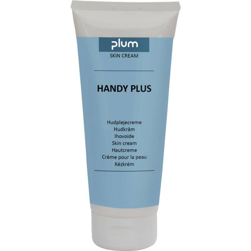 Hudcreme, Plum Handy Plus, 200 ml, med parfume