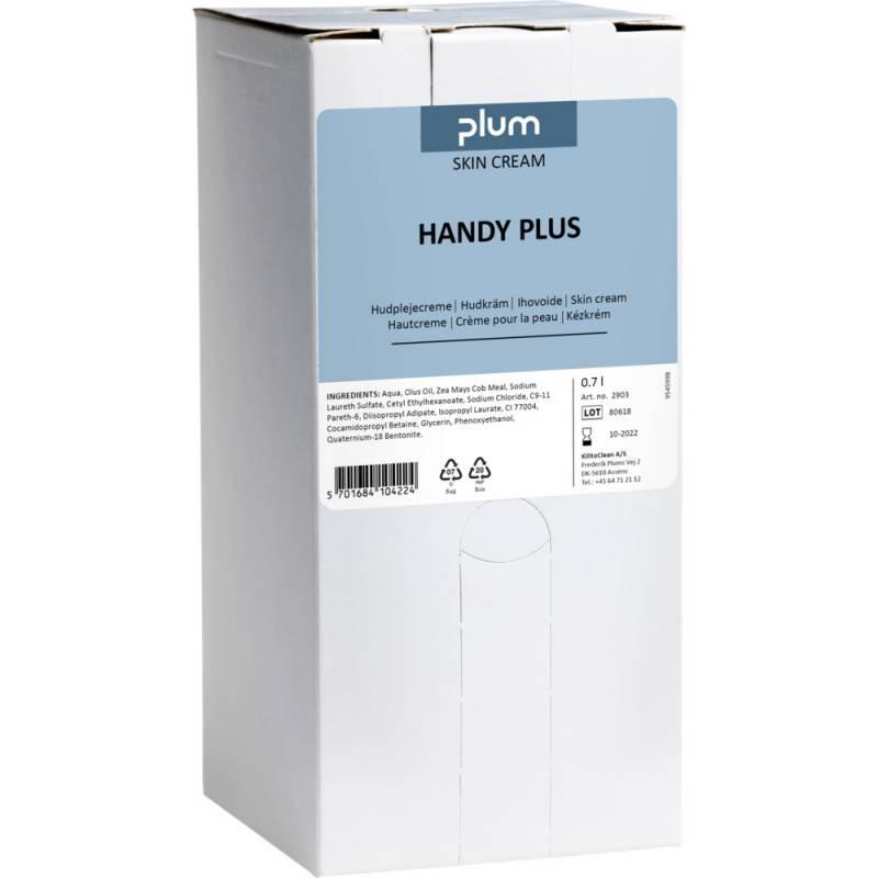 Hudcreme, Plum Handy Plus, 700 ml, med parfume