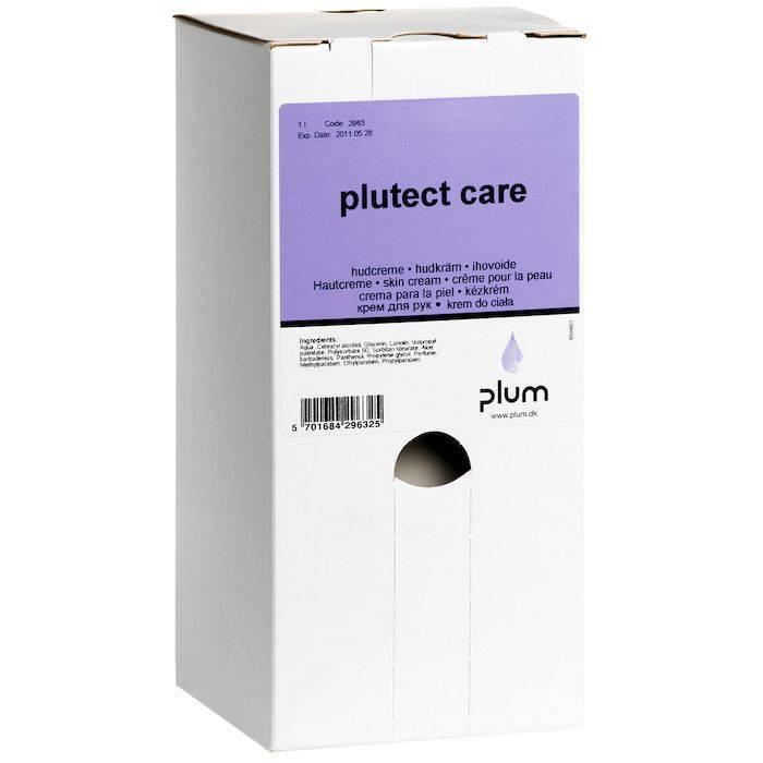 Hudcreme, Plum Plutect Care, 1000 ml, med parfume *Denne vare tages ikke retur*