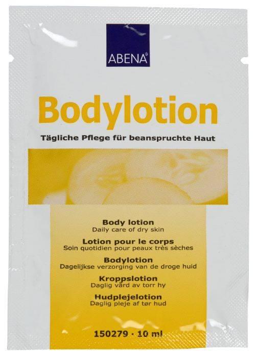 Hudplejecreme, Abena, 10 ml, uden farve og parfume