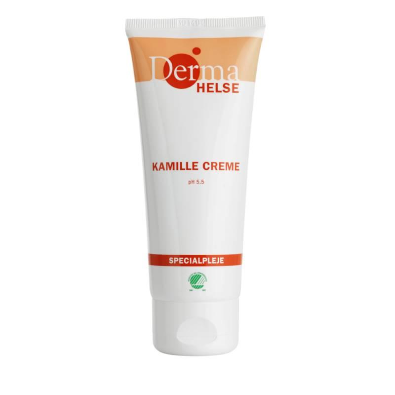 Kamille creme, Derma Helse, 100 ml, med parfume, 26% fedt *Denne vare tages ikke retur*