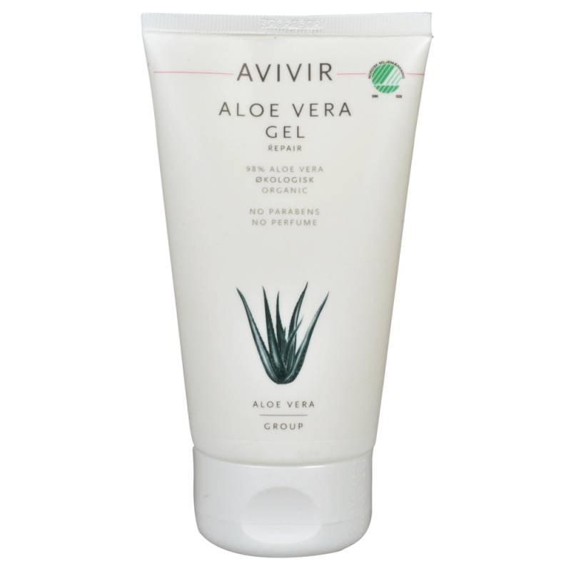 Aloe Vera gel, Avivir, 150 ml, uden parfume